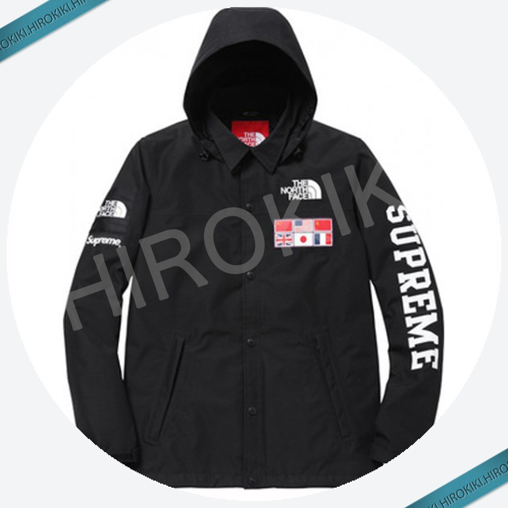 Lサイズ★Supreme The North Face Expedition Coaches Jacket 黒