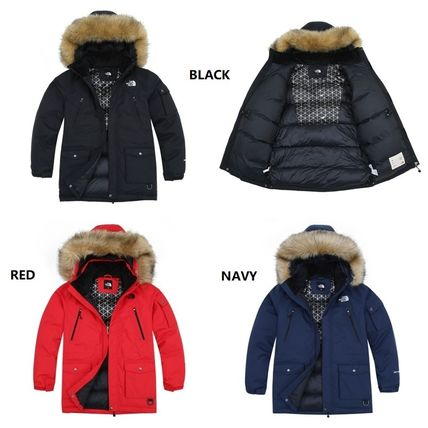 THE NORTH FACE キッズアウター 【新作】 THE NORTH FACE 大人気 ★K'S NEW MCMURDO DOWN PARKA