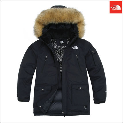 THE NORTH FACE キッズアウター 【新作】 THE NORTH FACE 大人気 ★K'S NEW MCMURDO DOWN PARKA(2)