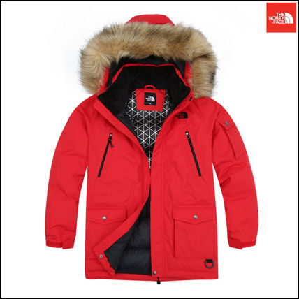 THE NORTH FACE キッズアウター 【新作】 THE NORTH FACE 大人気 ★K'S NEW MCMURDO DOWN PARKA(3)