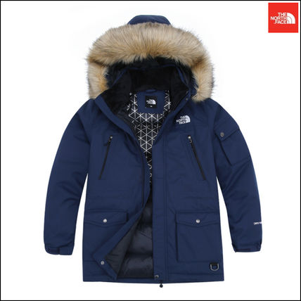 THE NORTH FACE キッズアウター 【新作】 THE NORTH FACE 大人気 ★K'S NEW MCMURDO DOWN PARKA(4)
