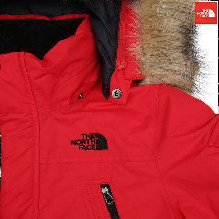 THE NORTH FACE キッズアウター 【新作】 THE NORTH FACE 大人気 ★K'S NEW MCMURDO DOWN PARKA(12)
