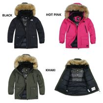 【新作】 THE NORTH FACE 大人気 ★K'S NEW MCMURDO DOWN PARKA