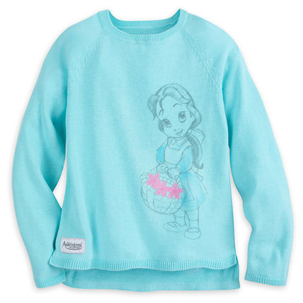 Disney Animators' Collection Belle Sweater for Girls
