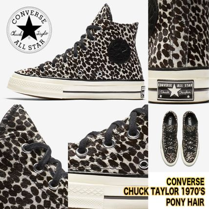 CONVERSE CHUCK 1970's PONY HAIR HIGH TOP 人気☆ポニーヘアー