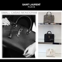 大人気★Saint Laurent★モノグラム★SMALL CABAS ★2way♪