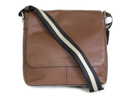 COACH Charles Small Messenger Leather F72362