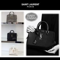 【大人気】★Saint Laurent★モノグラム★BABY CABAS★2way♪