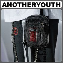 【ANOTHERYOUTH】正規品★チェーン タバコ ポーチ/追跡送料込