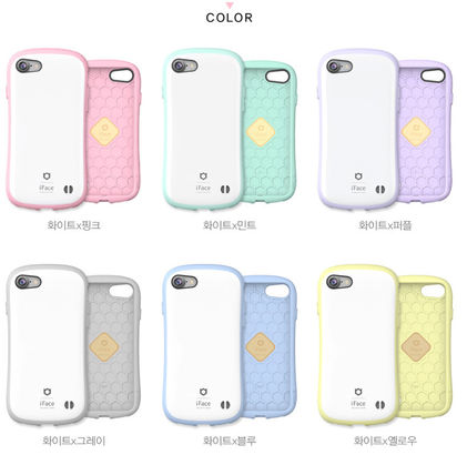 iFace スマホケース・テックアクセサリー ☆iFace☆First Class Pastel ケース iPHONE 8/7 [op-00308] 6色(7)
