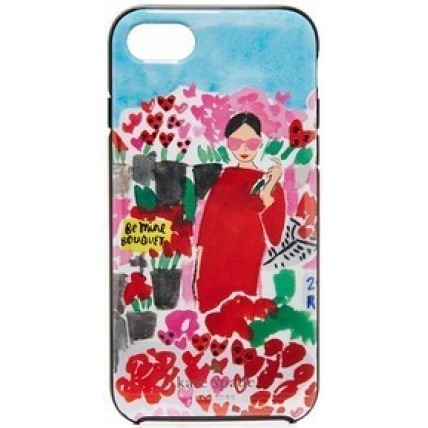 Kate Spade iPhone 7/8 Be Mine Bouquet  送料込