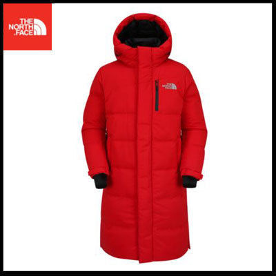 (ザノースフェイス) M'S EXPLORING COAT RED NC1DI50D