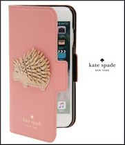 Kate spade New York ケイトporcupine iPhone7/8ケース901