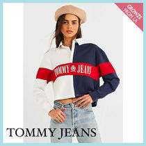 【Tommy Jeans】新作☆ TOMMY ラグビー スウェット ☆