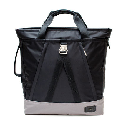 TUMI トートバッグ TUMI 55883 DO  Regent Tote Pack 2WAY トートバッグ black