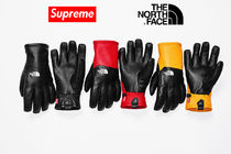 9 week FW17 (シュプリーム) X The North Face Gloves