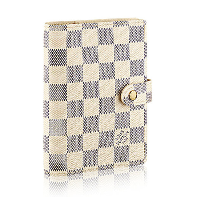 Louis Vuitton(ルイヴィトン)ダミエ・アズール アジェンダ PM