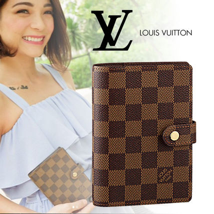 Louis Vuitton(ルイヴィトン)ダミエ・エベヌ アジェンダ PM