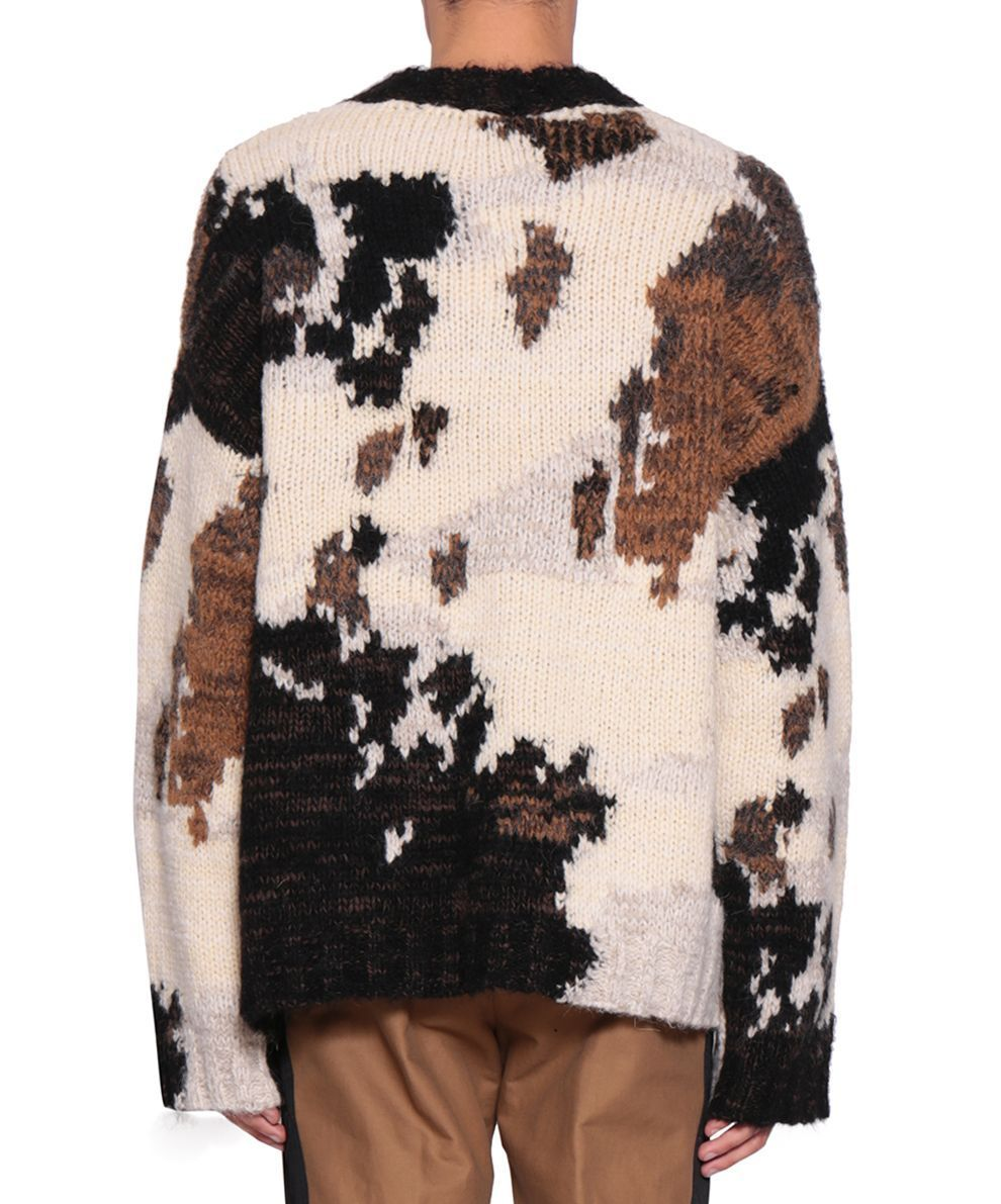 Tacha Jacquard Sweater ジャカードセーター
