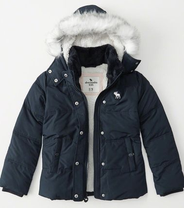 Abercrombie & Fitch キッズアウター 大人もOK!! 全7色 アバクロ新作 ジャケット puffer Jacket(2)
