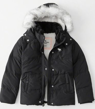 Abercrombie & Fitch キッズアウター 大人もOK!! 全7色 アバクロ新作 ジャケット puffer Jacket(3)