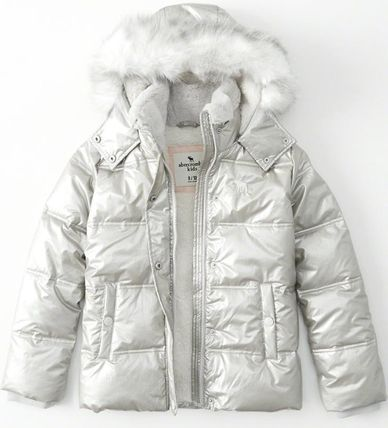 Abercrombie & Fitch キッズアウター 大人もOK!! 全7色 アバクロ新作 ジャケット puffer Jacket(8)