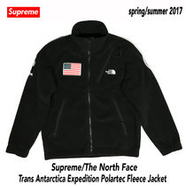 ブラックS★SUPREME/TNF Trans Antarctica Expedition Fleece JK