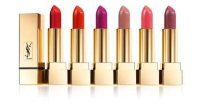 Yves Saint Laurent☆(Mini Rouge Pur Couture Collection)