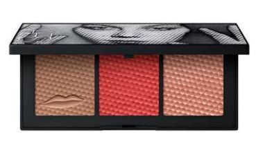 NARS☆限定(The Veil Cheek Palette)