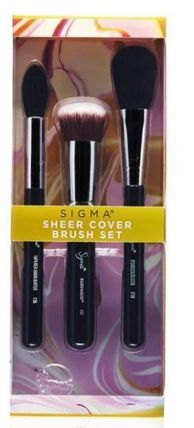 Sigma Beauty☆限定セット(Sheer Cover Brush Set)