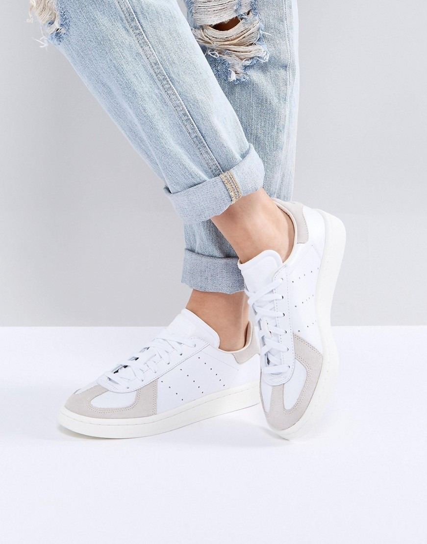 adidas Originals Bw Avenue Trainers In White