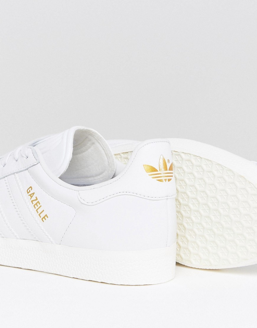 adidas Originals Gazelle In White