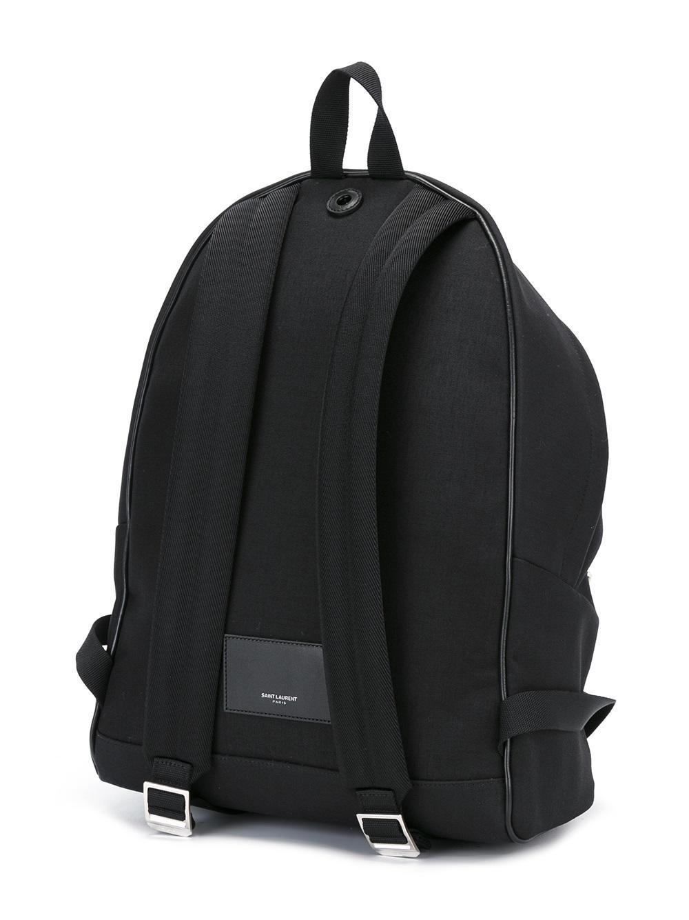 【関税負担】 SAINR LAURENT CITY BACKPACK