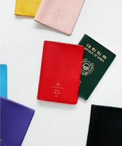 【2NUL】 AIRE PASSPORT COVER  6type