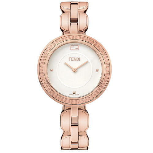 ★関税送料込★ Fendi My Way 36 mm Rose Gold Tone F351534000