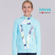 +++  Perfect Your Practice Jacket +++   Skye Blue