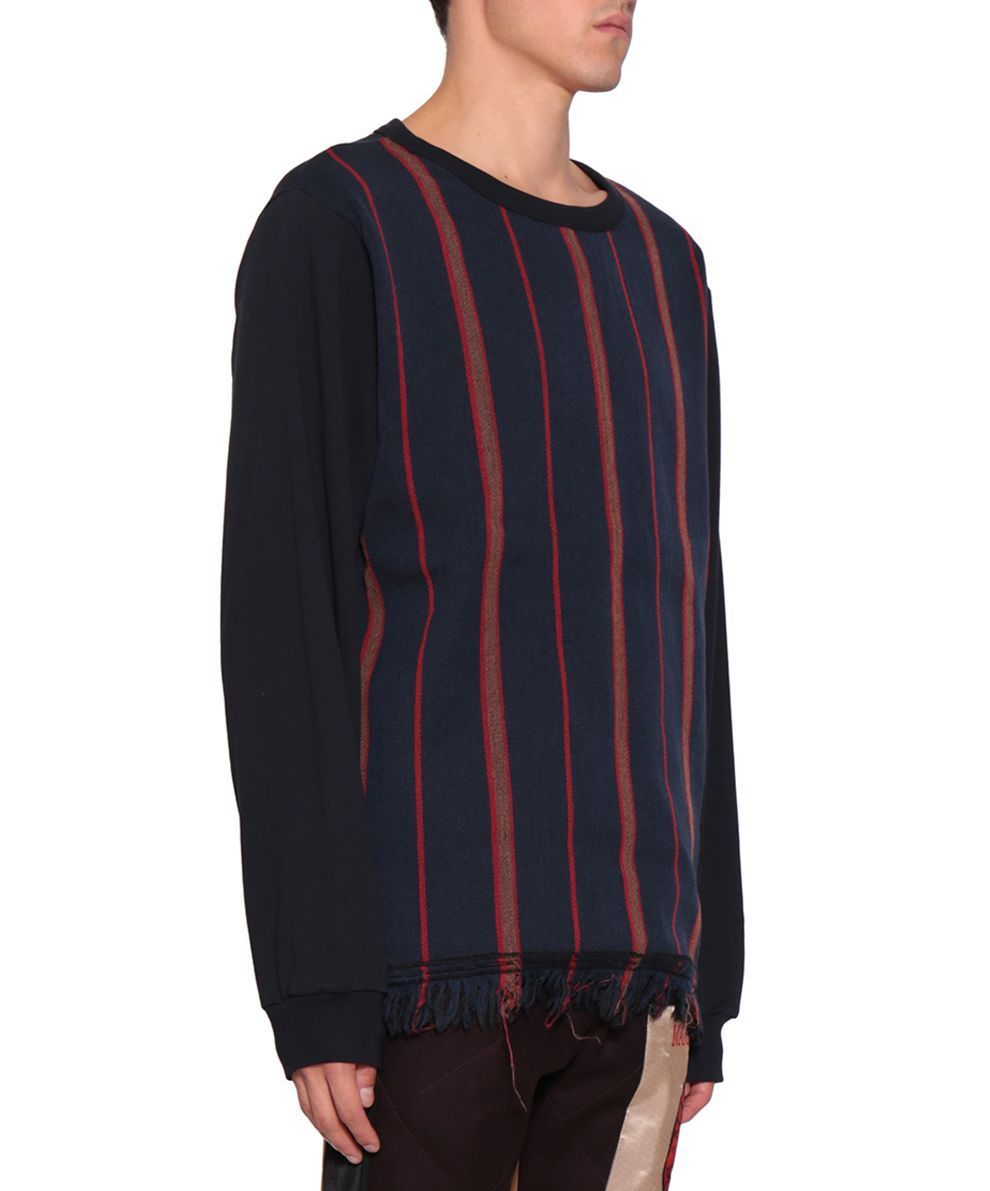 Heisig Cotton Sweatshirt スウェットシャツ