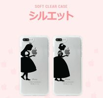 iPhone 8 Plus / 7 Plus ケース Dparks ソフト 白雪姫 アリス
