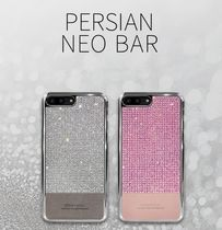 iPhone 8 Plus / 7 Plus ケース DreamPlus Persian Neo Bar 本革