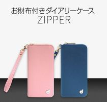 iPhone 8 Plus / 7 Plus ケース DreamPlus Zipper お財布付き