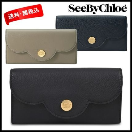 See by Chloe 長財布 *See by Chloe*POLINA ロングウォレット【関税/送料込】