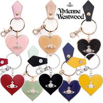 ◆VivienneWestwood◆プレゼントにも◎ハートxオーブキーリング