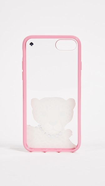 ◆iPhone7/8ケース◆【kate spade】☆チーター☆