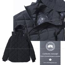 ロンハーマン別注☆CANADA GOOSE Webster Parka Balck Label