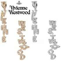 ◆VivienneWestwood◆待望のロゴピアス小♪Soho Small Earrings