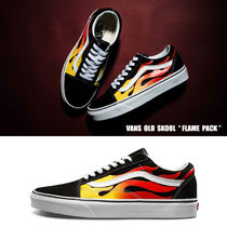 VANS★OLD SKOOL★FLAME PACK★限定