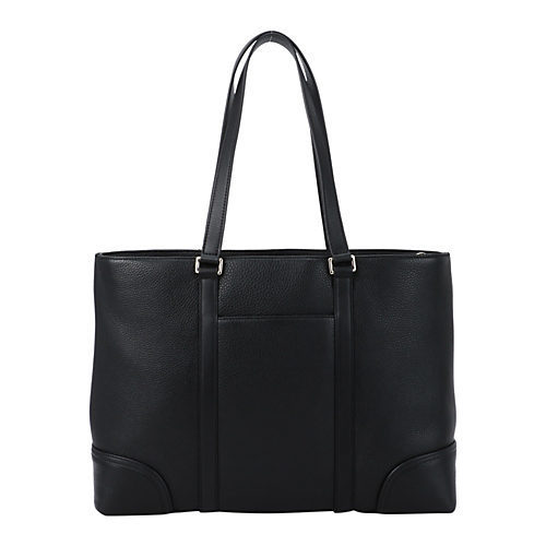 PAUL SMITH CITY TRAVEL LEATHER CLUTCH BAG