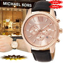 激安価格!関税込  Michael Kors LexingtonChronograph MK8516