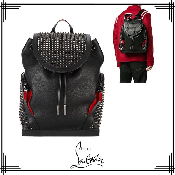 【17AW】Christian Louboutin/Explorafunkバックパック