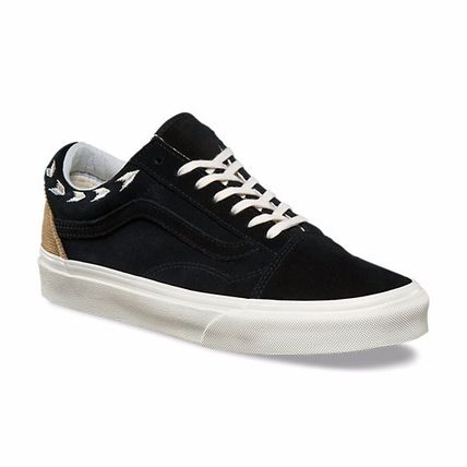 追尾/関税/送料込み Vans NATIVE EMBROIDERY OLD SKOOL